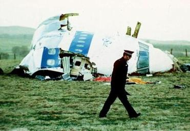 Pan Am Flight 103 was on its way to New York on Dec. 21, 1988, when it was blown up by a bomb and crashed, killing all the passengers and crew and 11 residents on the ground in Lockerbie, Scotland.